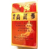 Pure Sliced Korean Red Ginseng