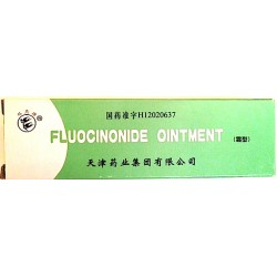 Fluocinonide Cream, Fuqingsong Relief Cream