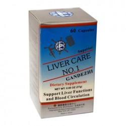 Liver Care No 1 or Gan de Zhi