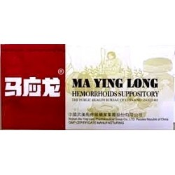 Ma Ying Long Hemorrhoids Suppository