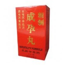 Cheng Yun Wan, Infertility Formula Herbal Supplement