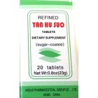 Refined Yan Hu Suo Tablets